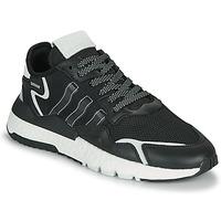 Sko Herre Lave sneakers adidas Originals NITE JOGGER Sort