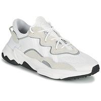 Sko Lave sneakers adidas Originals OZWEEGO Hvid / Beige