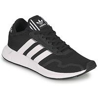 Sko Lave sneakers adidas Originals SWIFT RUN X Sort / Hvid