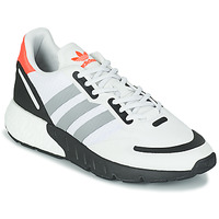 Sko Lave sneakers adidas Originals ZX 1K BOOST Hvid / Grå