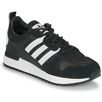 Sko Lave sneakers adidas Originals ZX 700 HD Sort / Hvid