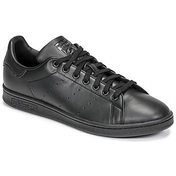 Sko Lave sneakers adidas Originals STAN SMITH SUSTAINABLE Sort