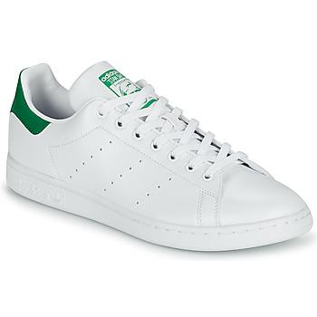 Sko Lave sneakers adidas Originals STAN SMITH SUSTAINABLE Hvid / Grøn