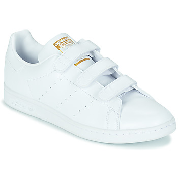 Sko Lave sneakers adidas Originals STAN SMITH CF SUSTAINABLE Hvid