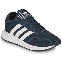Sko Dreng Lave sneakers adidas Originals SWIFT RUN X C Marineblå