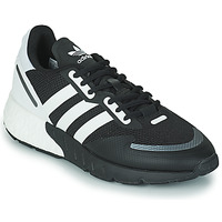 Sko Lave sneakers adidas Originals ZX 1K BOOST Sort / Hvid
