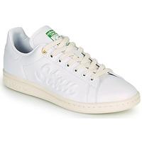 Sko Lave sneakers adidas Originals STAN SMITH SUSTAINABLE Hvid