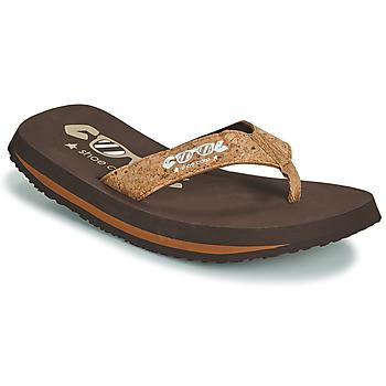 Sko Herre Klipklapper  Cool shoe ORIGINAL Beige