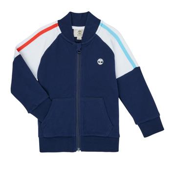 textil Dreng Sweatshirts Timberland SOTTA Marineblå