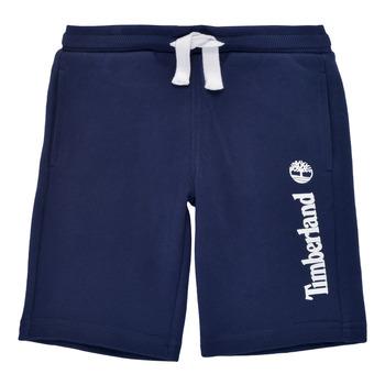 textil Dreng Shorts Timberland SHOTA Marineblå