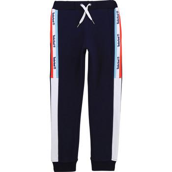 textil Dreng Træningsbukser Timberland MARRA Marineblå