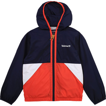 textil Dreng Vindjakker Timberland COPPO Flerfarvet