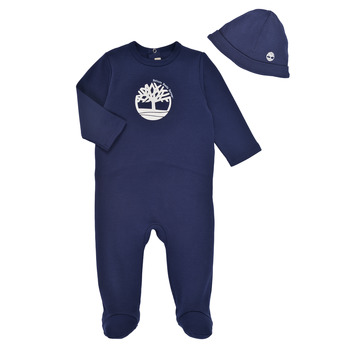 textil Dreng Pyjamas / Natskjorte Timberland HIPPI Marineblå