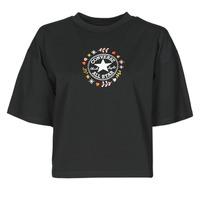 textil Dame T-shirts m. korte ærmer Converse CHUCK WOMENS WANDER TANK Sort