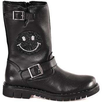 Sko Dame Høje støvletter Holalà HL0009L0002J Sort