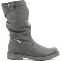 Sko Børn Chikke støvler Lulu LL1000017L Sort
