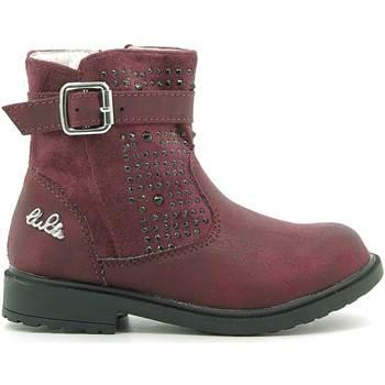 Sko Børn Støvler Lulu LL140006S Rød