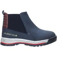 Sko Børn Støvler U.s. Golf W19-SUK525 Blå