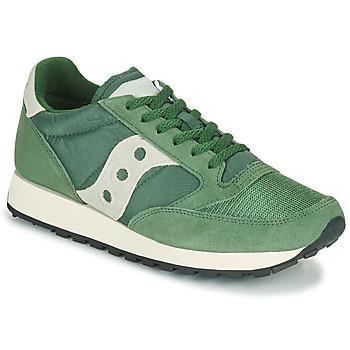 Sko Herre Lave sneakers Saucony JAZZ VINTAGE Grøn