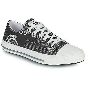 Sko Dame Lave sneakers John Galliano ALEXA Sort