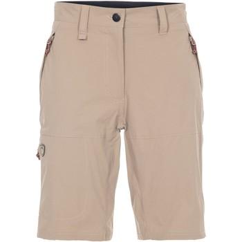 textil Dame Shorts Trespass Rueful Wheat