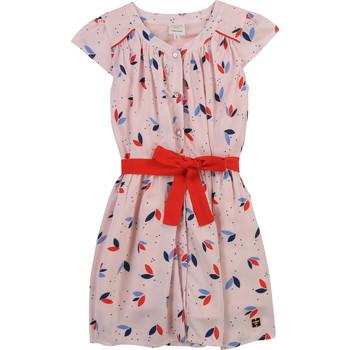 textil Pige Korte kjoler Carrément Beau Y12246-44L Pink