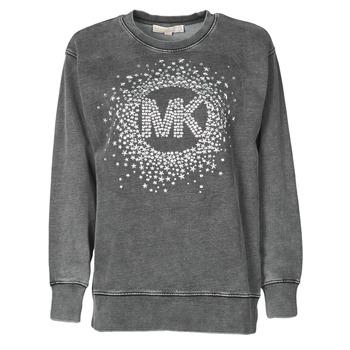 textil Dame Sweatshirts MICHAEL Michael Kors ACID WSH MK STAR STUD Sort