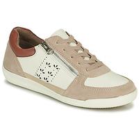 Sko Dame Lave sneakers Damart 68010 Hvid