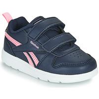 Sko Pige Lave sneakers Reebok Classic REEBOK ROYAL PRIME 2.0 2V Marineblå / Pink