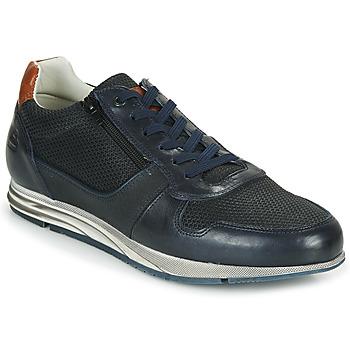Sko Herre Lave sneakers Bullboxer 477K26343FKNNC Blå