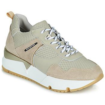 Sko Dame Lave sneakers Bullboxer 323015E5C Beige