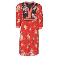 textil Dame Korte kjoler Derhy SARRIETTE Rød