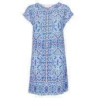 textil Dame Korte kjoler Derhy STRESS Blå