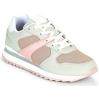Sko Dame Lave sneakers Esprit AMBRO Grøn / Pink