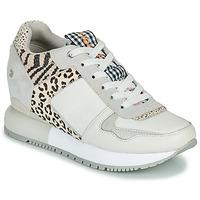 Sko Dame Lave sneakers Gioseppo OVERLAND Hvid / Sort