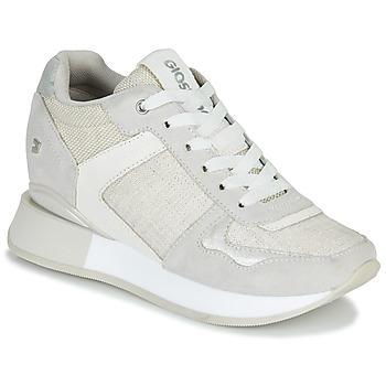 Sko Dame Lave sneakers Gioseppo RALEIGH Hvid