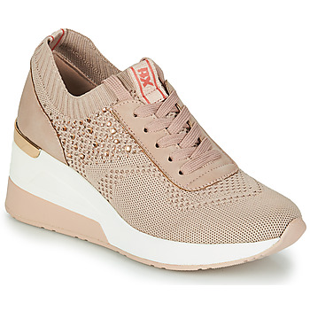 Sko Dame Lave sneakers Xti ROSSA Pink