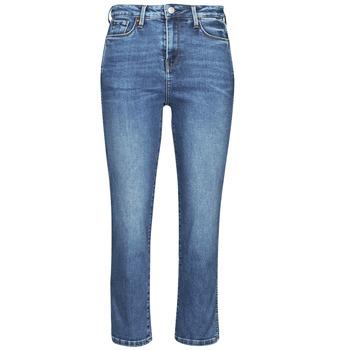 textil Dame Smalle jeans Pepe jeans DION 7/8 Blå / Medium