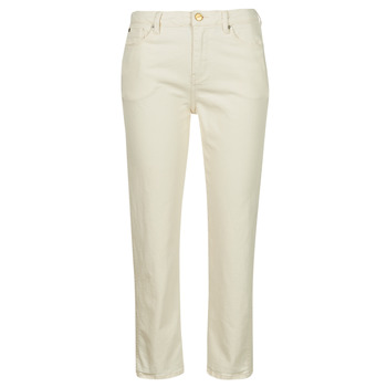 textil Dame Smalle jeans Pepe jeans DION 7/8 Beige