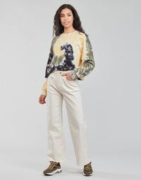 textil Dame Lige jeans Pepe jeans LEXA SKY HIGH Hvid