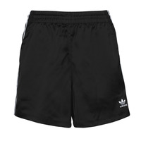 textil Dame Shorts adidas Originals SATIN SHORTS Sort
