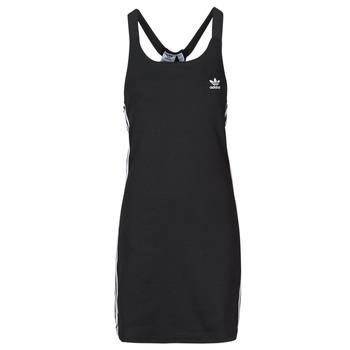 textil Dame Korte kjoler adidas Originals RACER B DRESS Sort