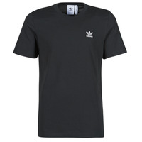 textil Herre T-shirts m. korte ærmer adidas Originals ESSENTIAL TEE Sort