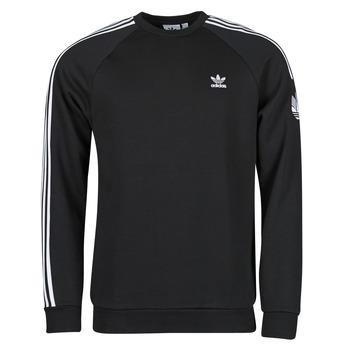 textil Herre Sweatshirts adidas Originals 3D TF 3 STRP CR Sort