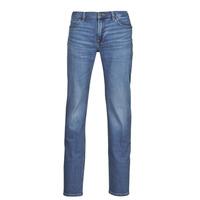 textil Herre Smalle jeans Lee RIDER Blå