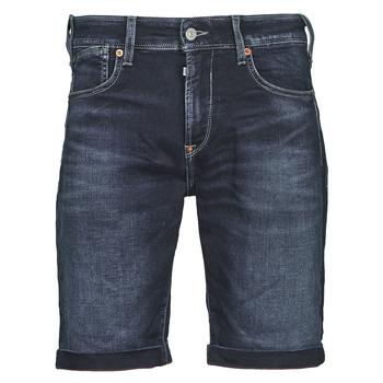 textil Herre Shorts Le Temps des Cerises JOGG BERMUDA Blå / Sort
