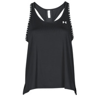 textil Dame Toppe / T-shirts uden ærmer Under Armour UA KNOCKOUT TANK Sort