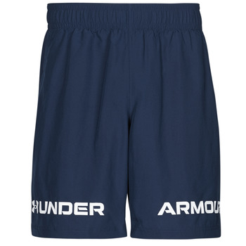 textil Herre Shorts Under Armour UA WOVEN GRAPHIC WM SHORT Blå
