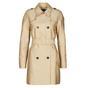 textil Dame Trenchcoats Esprit TRENCH COURT Beige