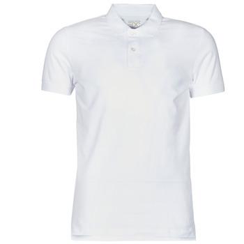 textil Herre Polo-t-shirts m. korte ærmer Esprit COO N PI PO SS Hvid